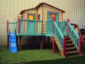 בתי עץ לילדים